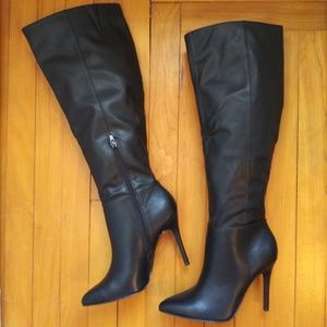 NEW! Charles by Charles David Daya Knee-High Boots